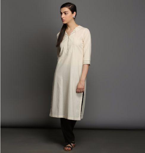KORA Knee Length Kurta