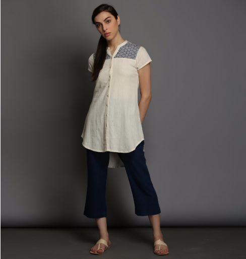 Kora High Low Tunic
