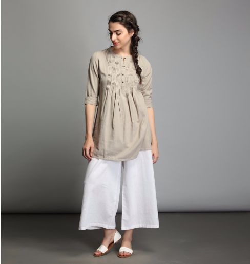 Slade Cotton Tunic