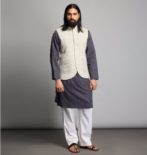 Shirting Nehru Jacket