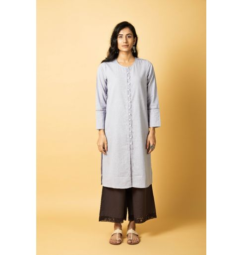 Full Sleeve Long Kurta
